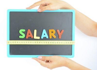 Werken buitenland salaris