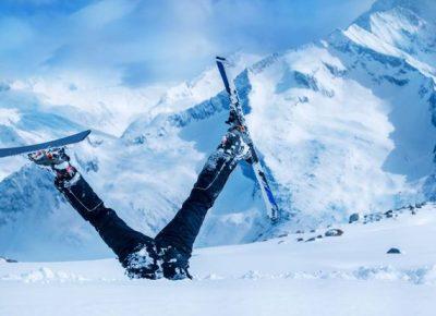 Werken in het Buitenland ski tester