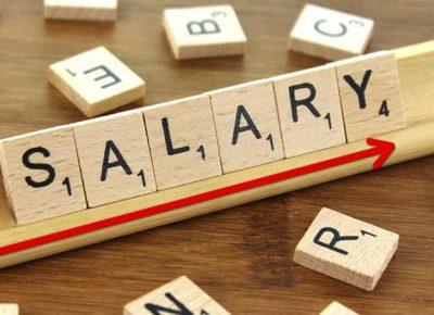 Salaris werken buitenland